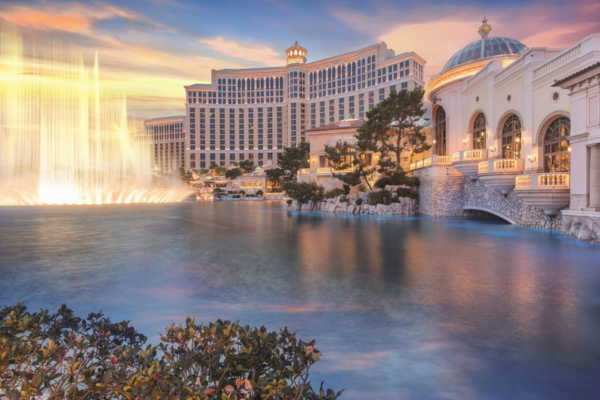 Bellagio to Debut Supper Club Overlooking Fountains