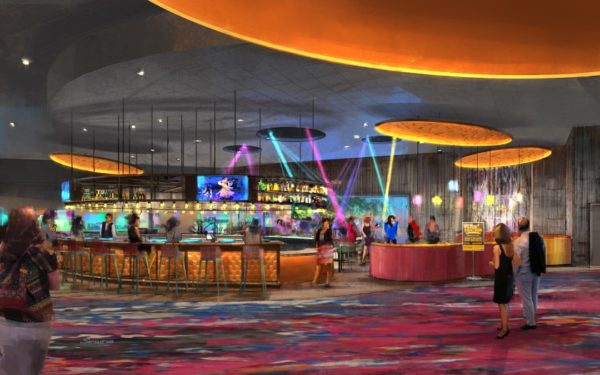Agua Caliente Building New Palms Spring-Area Casino, 10,000-Seat Arena; Vegas Dining Heats Up