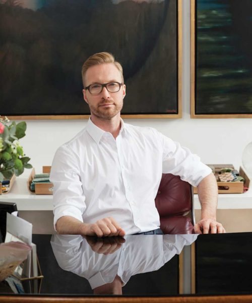 Interior Designer Martin Brudnizki Has an Eye for Style
